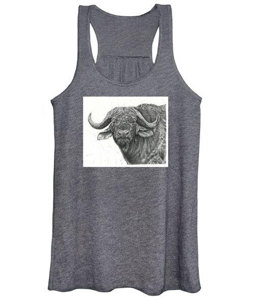 Cape Buffalo Women's Tank Top