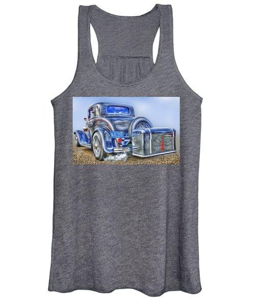 Car 54 Rear Women's Tank Top