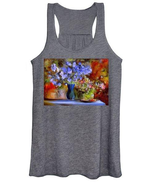 Caress Of Spring - Impressionism Women's Tank Top