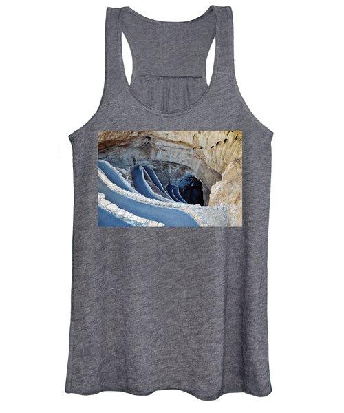 Carlsbad Caverns Natural Entrance Women's Tank Top