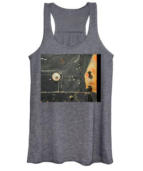 Carlton 10 - Firedoor Detail Women's Tank Top