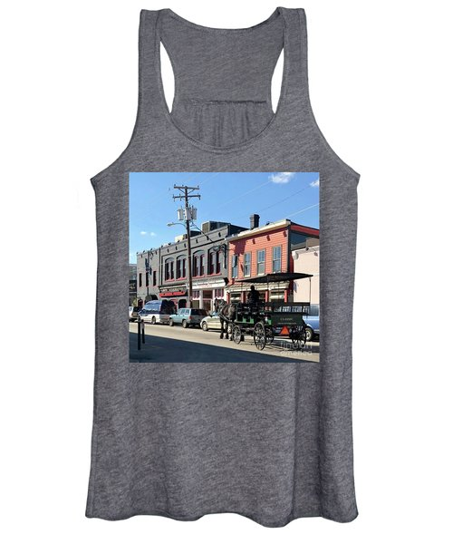 Carriage Women's Tank Top