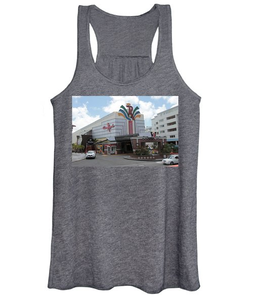Casino Royale St. Maarten Women's Tank Top