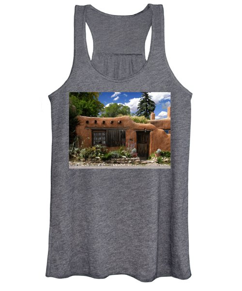 Casita De Santa Fe Women's Tank Top