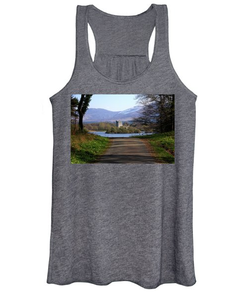 Castle On The Lakes Women's Tank Top