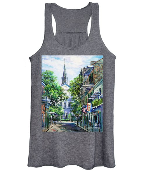 Cathedral At Orleans Women's Tank Top