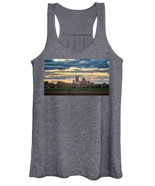 Cathedral Sunset Women's Tank Top