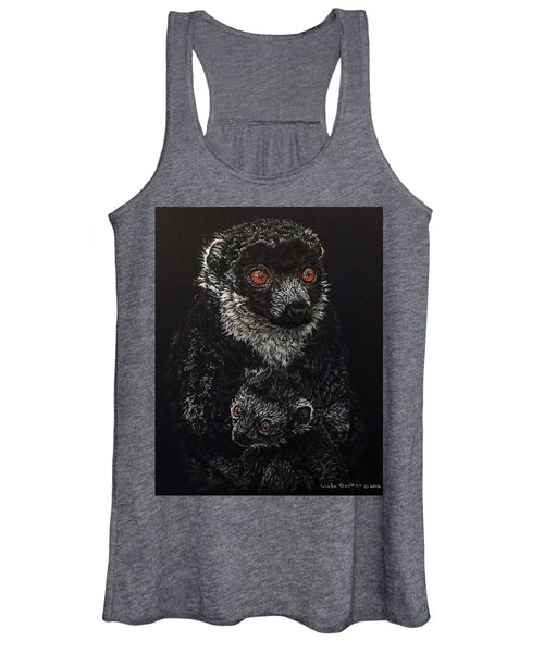 Catherina And Baby Abby Women's Tank Top