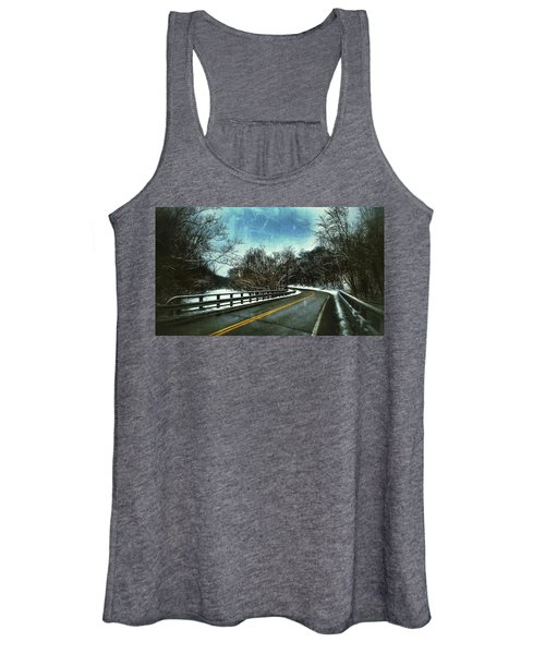 Caution Two Women's Tank Top
