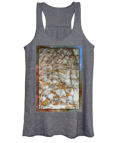 Cave Abstraction.... Women's Tank Top