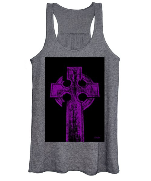 Celtic Cross Women's Tank Top