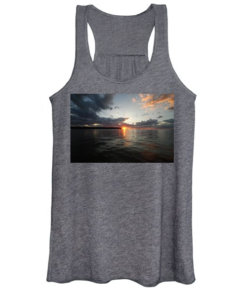 Center Of Attention Women's Tank Top