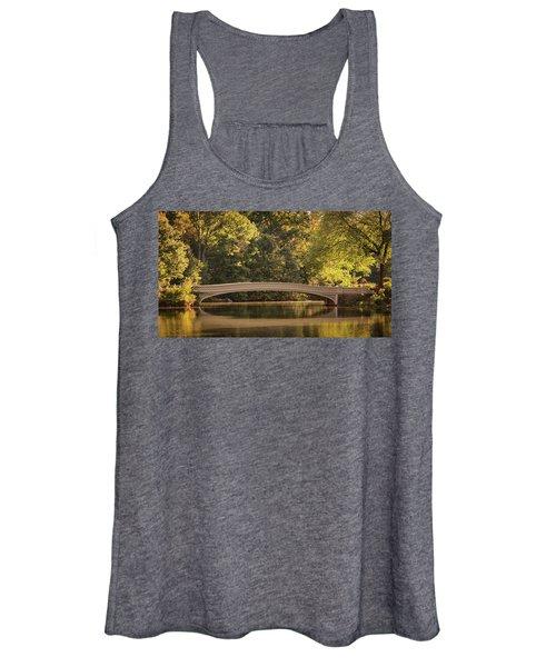 Central Park Bridge Women's Tank Top