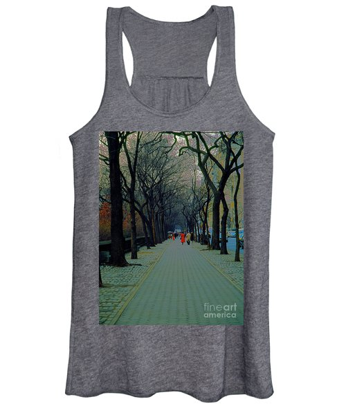 Central Park East Women's Tank Top