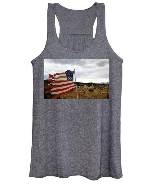 Cerro, New Mexico Women's Tank Top