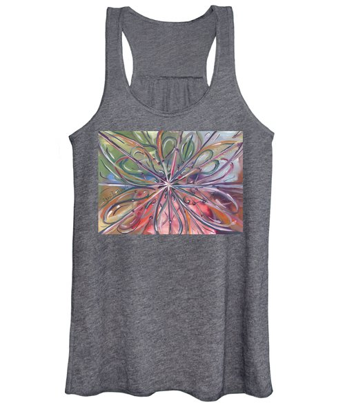 Chaotic Beauty Women's Tank Top
