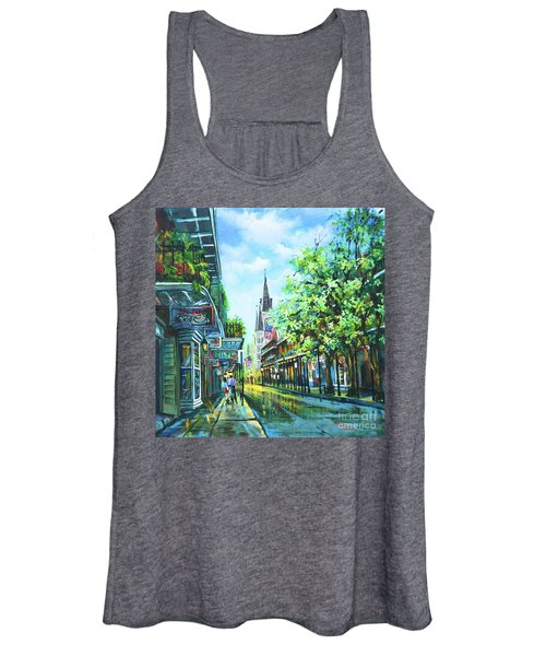 Chartres Afternoon Women's Tank Top