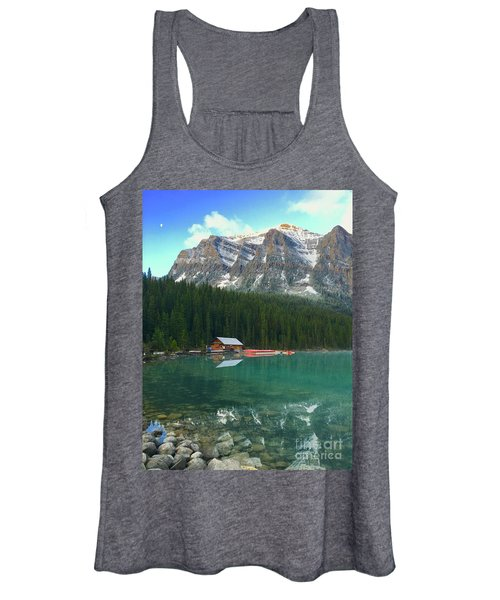 Chateau Boat House Women's Tank Top