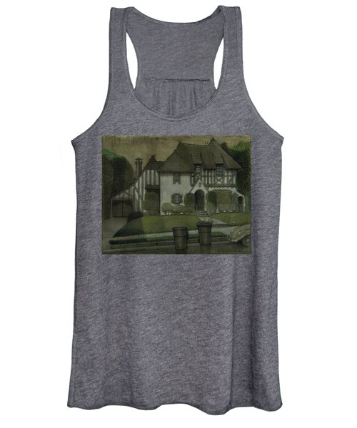 Chateau In The City Women's Tank Top