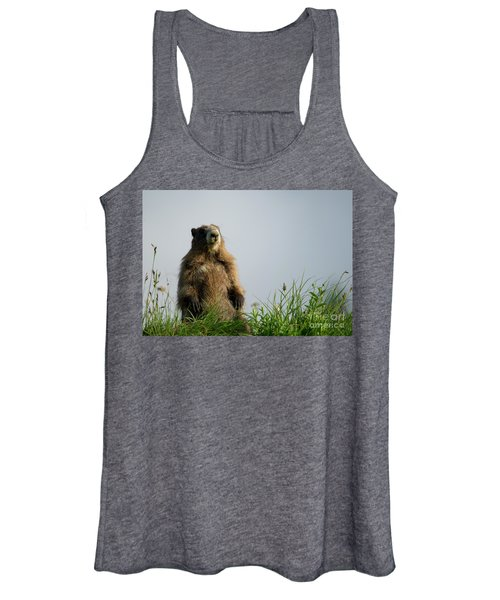Checking The View Women's Tank Top