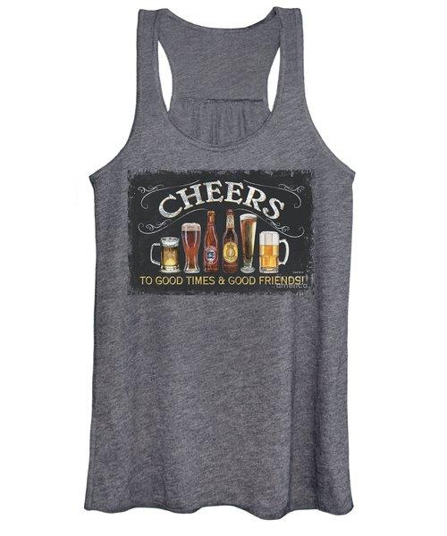 Cheers  Women's Tank Top