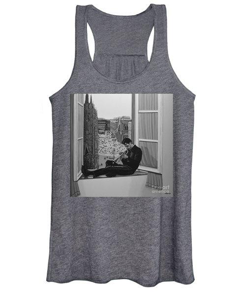 Chet Baker Women's Tank Top