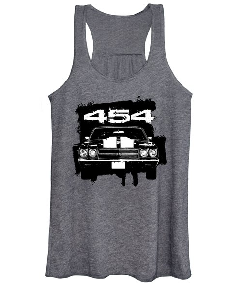 Chevelle 454 Women's Tank Top