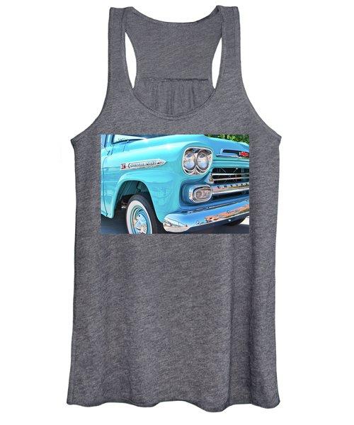 Chevrolet Apache Truck Women's Tank Top