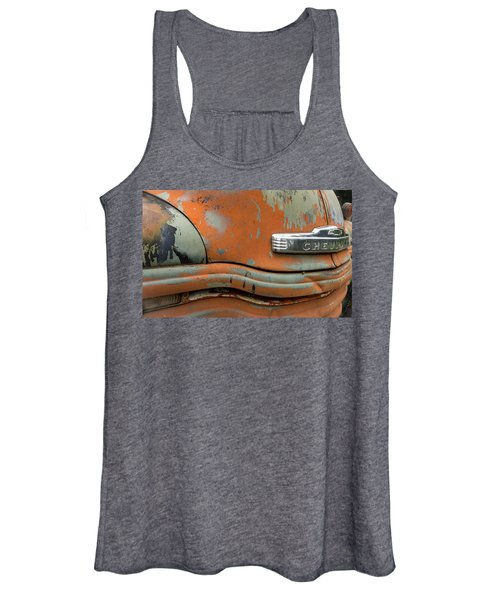 Chevy Front Women's Tank Top