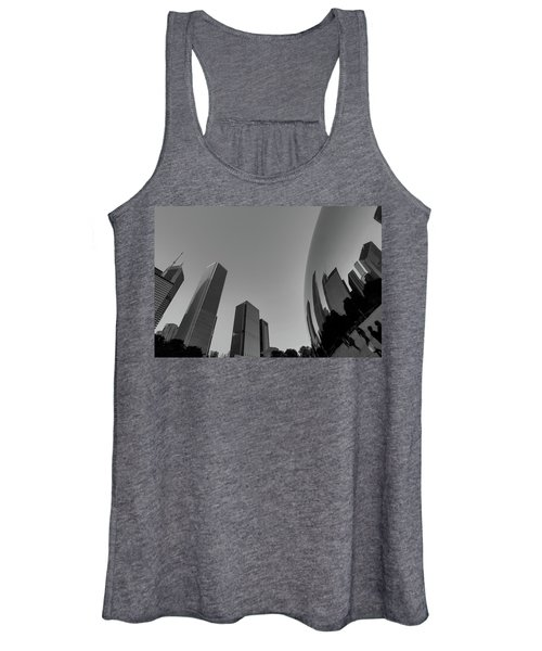 Chicago Reflections Women's Tank Top