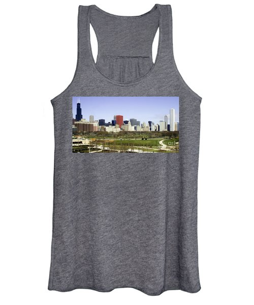 Chicago- The Windy City Women's Tank Top