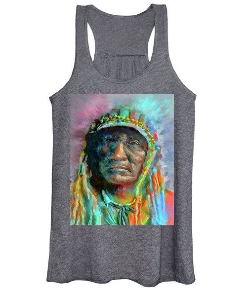 Chief 2 Women's Tank Top