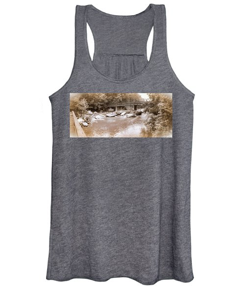 Chimney Rock  Women's Tank Top