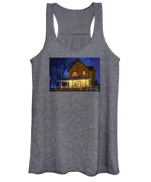 Christmas Story House Women's Tank Top