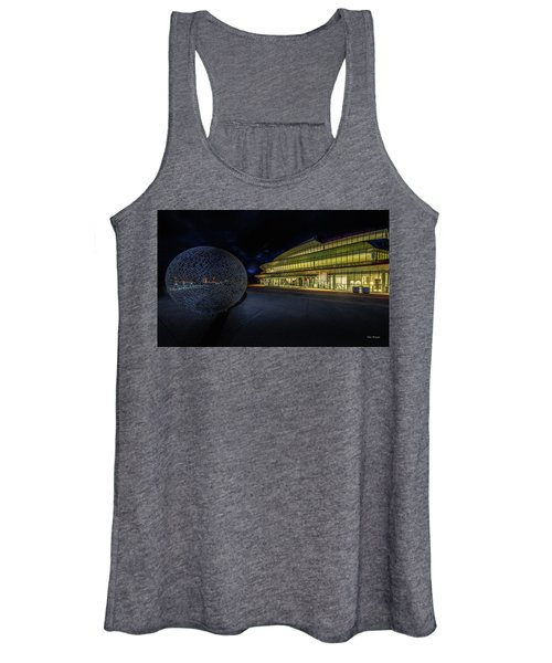 Christopher Cohan Center For The Performing Arts  Women's Tank Top