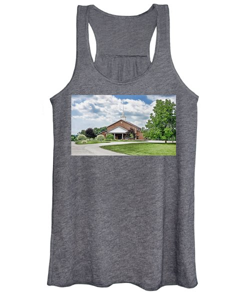 Church On Coldwater Women's Tank Top