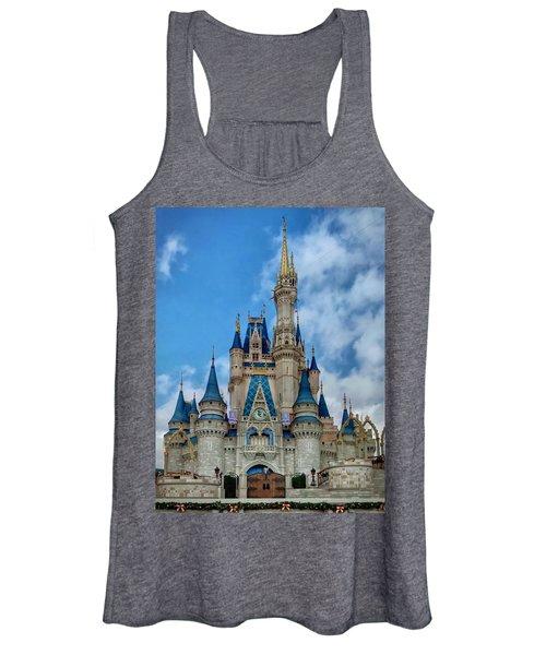 Cinderella Castle Women's Tank Top