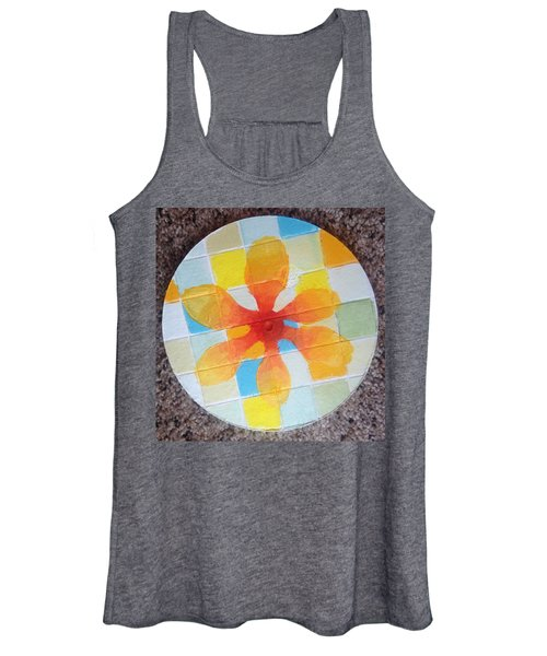 Circle For Daud Women's Tank Top