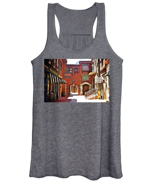 City Street Women's Tank Top