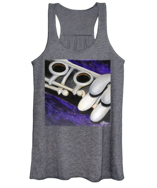 Clarinet Women's Tank Top