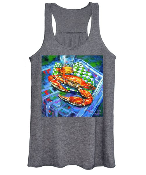 Claw Daddy Women's Tank Top