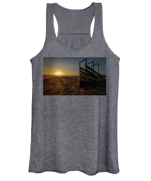 Clear Day Coming Women's Tank Top