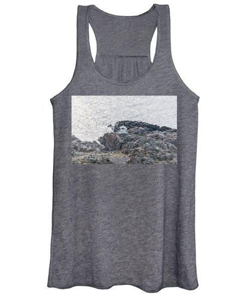 Cliffs At Kullaberg Women's Tank Top