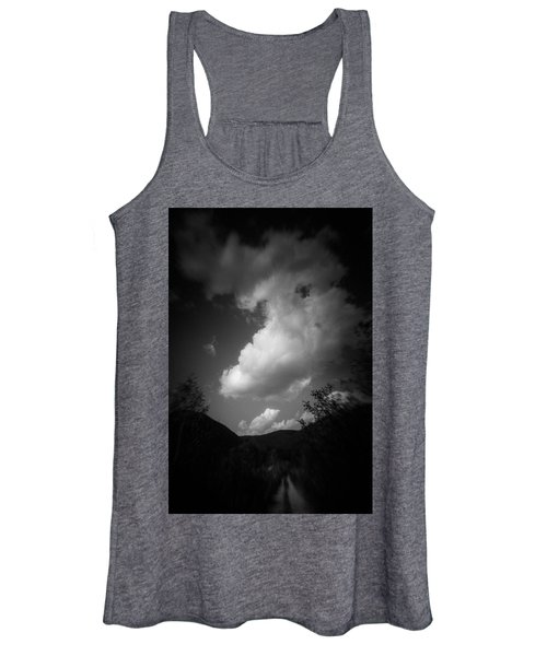Cloud #2186 Women's Tank Top