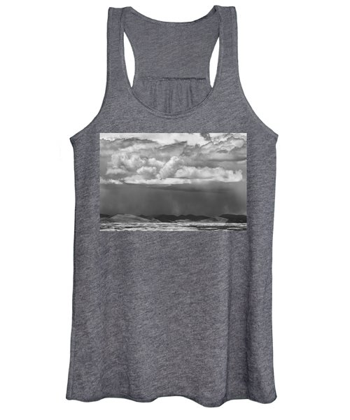 Cloudy Weather Women's Tank Top