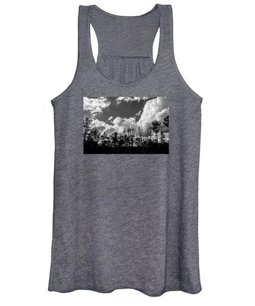 Clouds Women's Tank Top