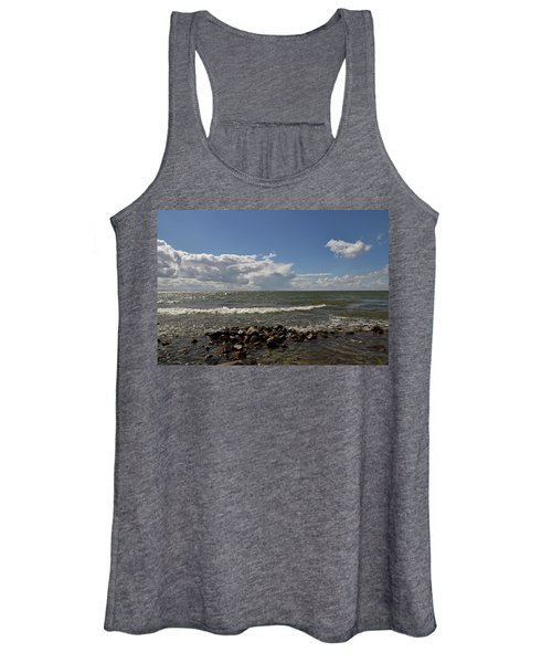 Clouds Over Sea Women's Tank Top