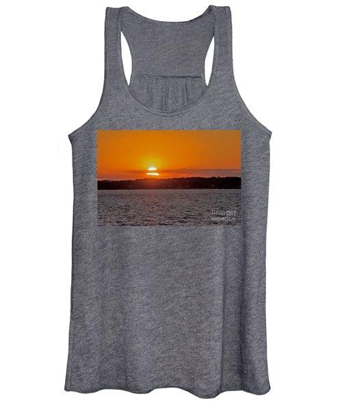Cloudy Sunset Women's Tank Top