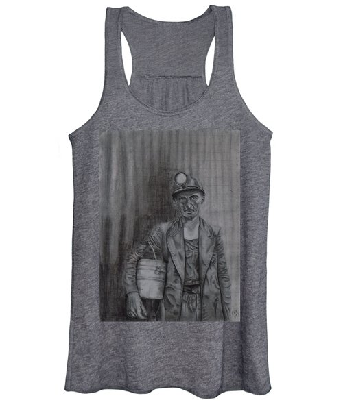Coal Miner Women's Tank Top