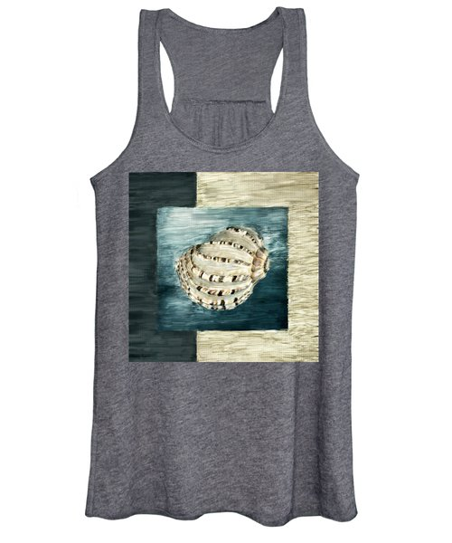 Coastal Jewel Women's Tank Top